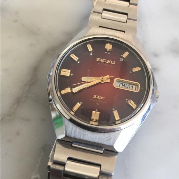 e8872daa71e9 Mens Seiko DX Watch-17 jewel. M 5c61aca0aaa5b8311857e89a. Other Accessories  ...